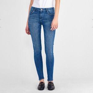 NWT DL1961 Jeans Floyd Danny Mid Rise Tall Skinny